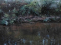 Stamm # 1.10 (La spiaggia)-2012-tecnica mista su tela-50 x 70 cm..JPG