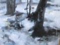 Stamm # 1.11 (Sentieri pensieri)-2012-tecnica mista su tela-80 x 100 cm..JPG