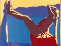 Figura al sole del mattino-2000-olio su tela-40 x 50 cm..jpg