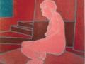 Figura isolata-2003-olio su tela-50 x 40 cm..jpg